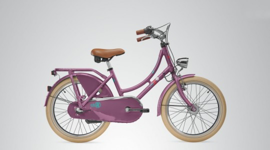 Велосипед детский Scool ChiX classic 20-3 (2018)