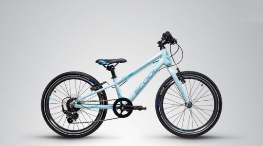 Велосипед детский Scool liXe 20, 7 alloy  (2019)