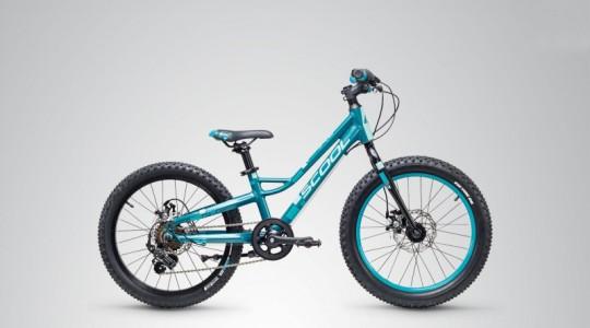 Велосипед детский Scool faXe 20,7 race  (2019)