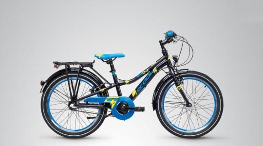 Велосипед детский Scool Emoji Dirt 20 (2019)