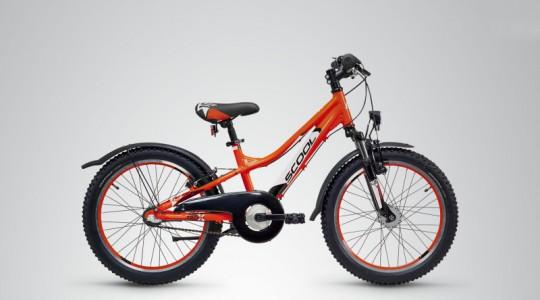 Велосипед детский Scool TroX urban 20  3-S (2019)