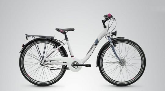 Велосипед подростковый Scool ChiX classic 26 3-S (2019)
