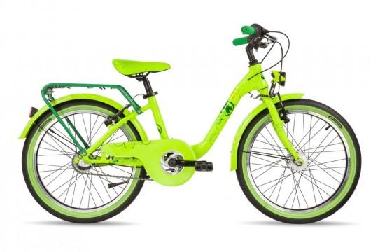 Велосипед детский Scool Chix pro 20 3sp (2016)
