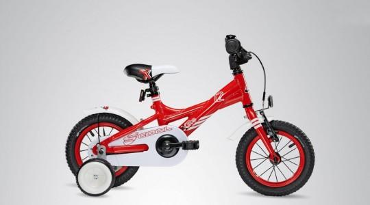 Велосипед детский Scool XXlite 12 (2016)