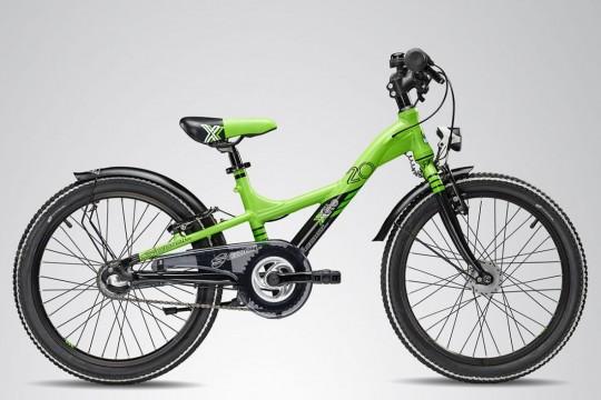 Велосипед детский Scool XXlite pro 20 3sp (2015)
