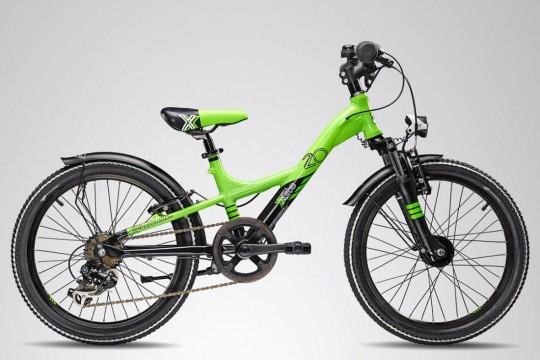 Велосипед детский Scool XXlite pro 20 7sp (2015)