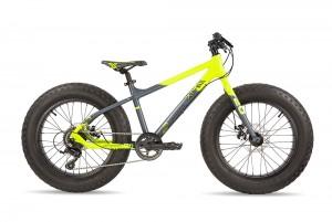Фэтбайк велосипед Scool XTfat 20-9 (2016)