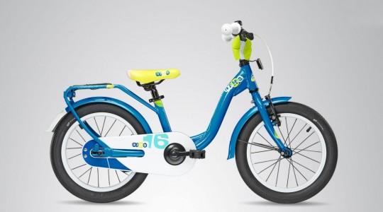 Велосипед детский Scool niXe 16 (2016)