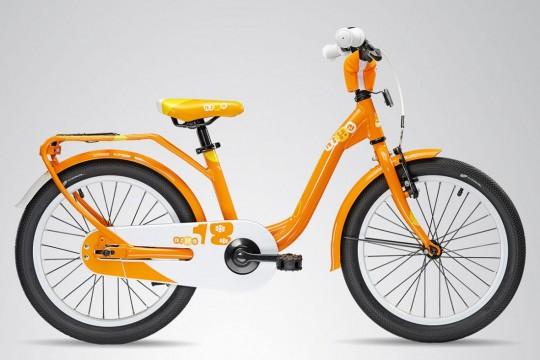 Велосипед детский Scool niXe 18 1sp (2016)