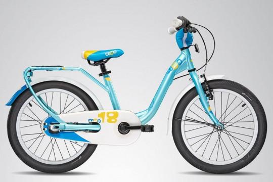 Велосипед детский Scool niXe 18 3sp (2016)