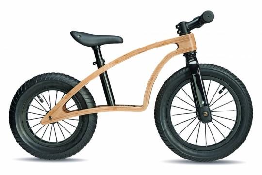 Велосипед детский Scool pedeX Bamboo 12/14 (2015)