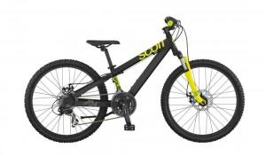 Подростковые велосипеды Scott