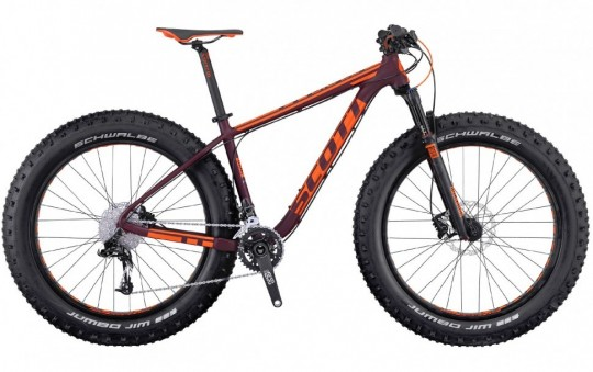 Fatbike Scott Scale Big Ed (2016)