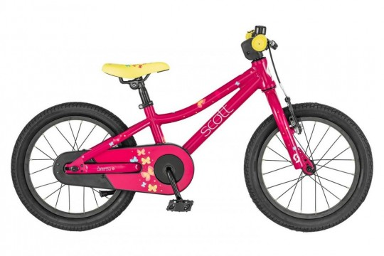 Детский велосипед Scott Contessa 16 (2019)