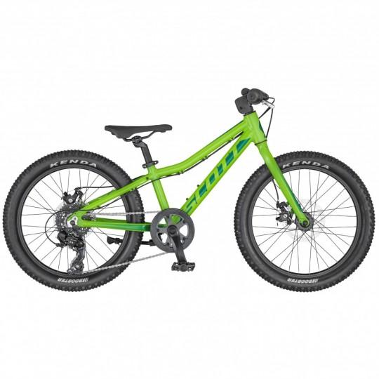 Детский велосипед Scott Scale 20 rigid (2020)