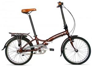 Складной велосипед Shulz GOA-3 V-brake (2013)