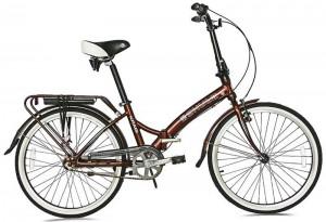 Складной велосипед Shulz Krabi V-brake (2013)