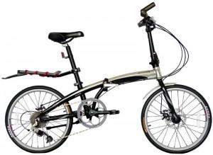 Складной велосипед Shulz Speed Disk (2013)