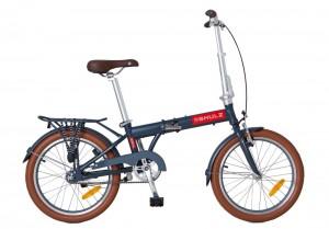 Складной велосипед Shulz Mika (2015)