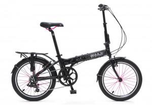 Складной велосипед Shulz Molecular (2016)