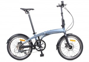 Складной велосипед Shulz Speed Disk (2016)