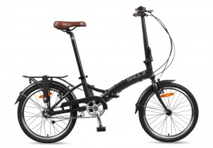 Складной велосипед Shulz GOA V-brake (2016)