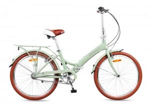 Складной велосипед Shulz Krabi V-brake (2016)