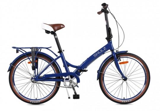 Складной велосипед Shulz Krabi Coaster (2017)