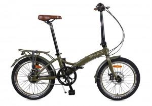 Складной велосипед Shulz Lentus (2017)
