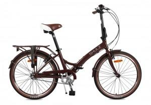 Складной велосипед Shulz Krabi V-brake (2017)