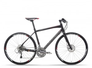 Велосипед городской Silverback Scento 1 (2015)