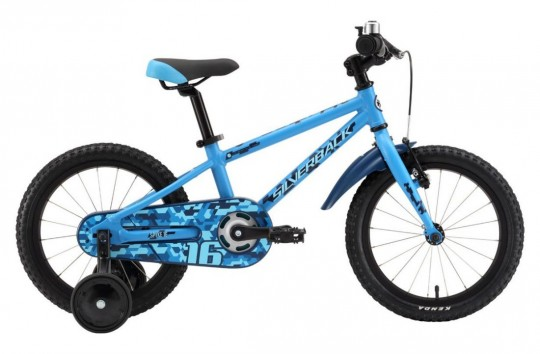 Детский велосипед Silverback Spyke 16 (2016)