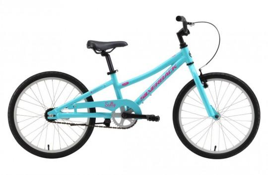 Детский велосипед Silverback Sally 6.9 3 Speed (2016)