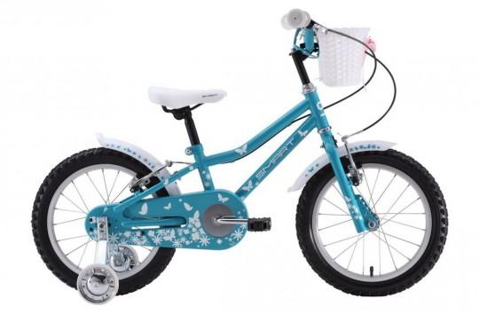 Детский велосипед Smart Girl (2015)