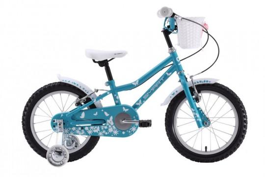 Детский велосипед Smart Girl 16 (2016)