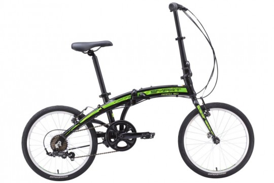 Складной велосипед Smart Rapid 50 (2016)