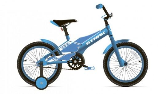 Детский велосипед Stark Tanuki 18 Boy (2020)