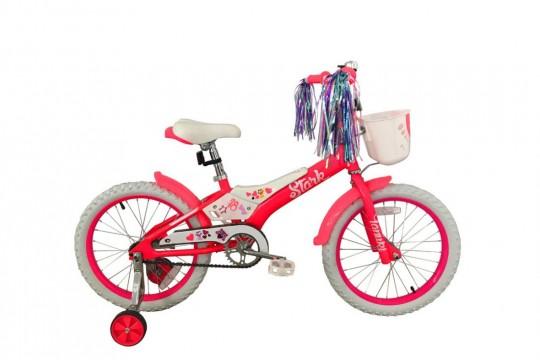 Детский велосипед Stark Tanuki 18 Girl (2018)