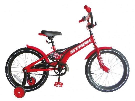 Детский велосипед Stark Tanuki 18 Boy (2015)