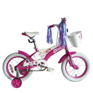 Детский велосипед Stark Tanuki 14 Girl (2017)