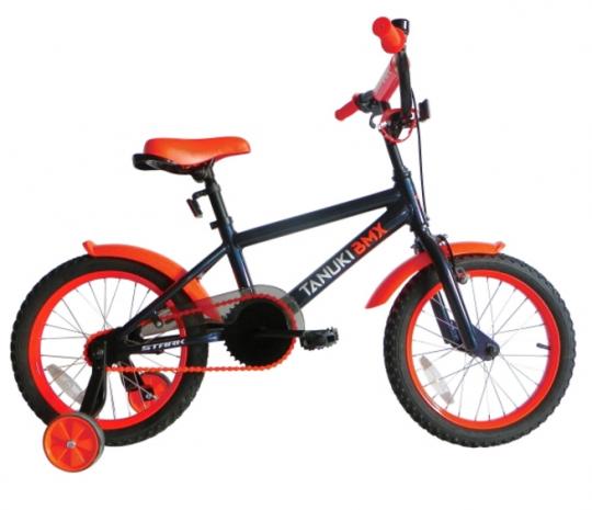 Детский велосипед Stark Tanuki 16 BMX (2017)
