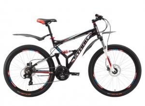 Двухподвес велосипед Stark Jumper 26.2 FS HD (2017)