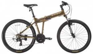 Складной велосипед Stark Cobra 26.2 V (2017)