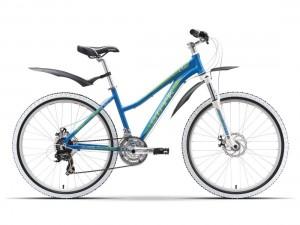 Женский велосипед Stark Chaser Lady Disc (2016)