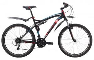 Двухподвес велосипед Stark Stinger (2014)