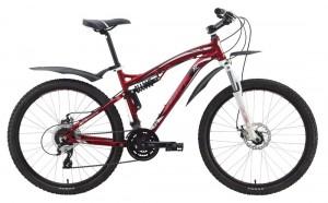 Двухподвес велосипед Stark Stinger Disc (2014)