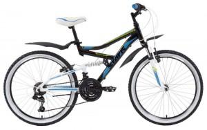 Подростковый велосипед Stark Striky FS (2014)