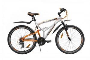 Двухподвес велосипед Stark Indy FS (2015)
