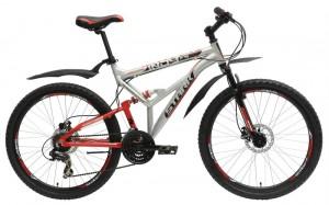 Двухподвес велосипед Stark Indy FS HD (2015)
