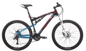 Двухподвес велосипед Stark Voxter Comp 650B (2015)
